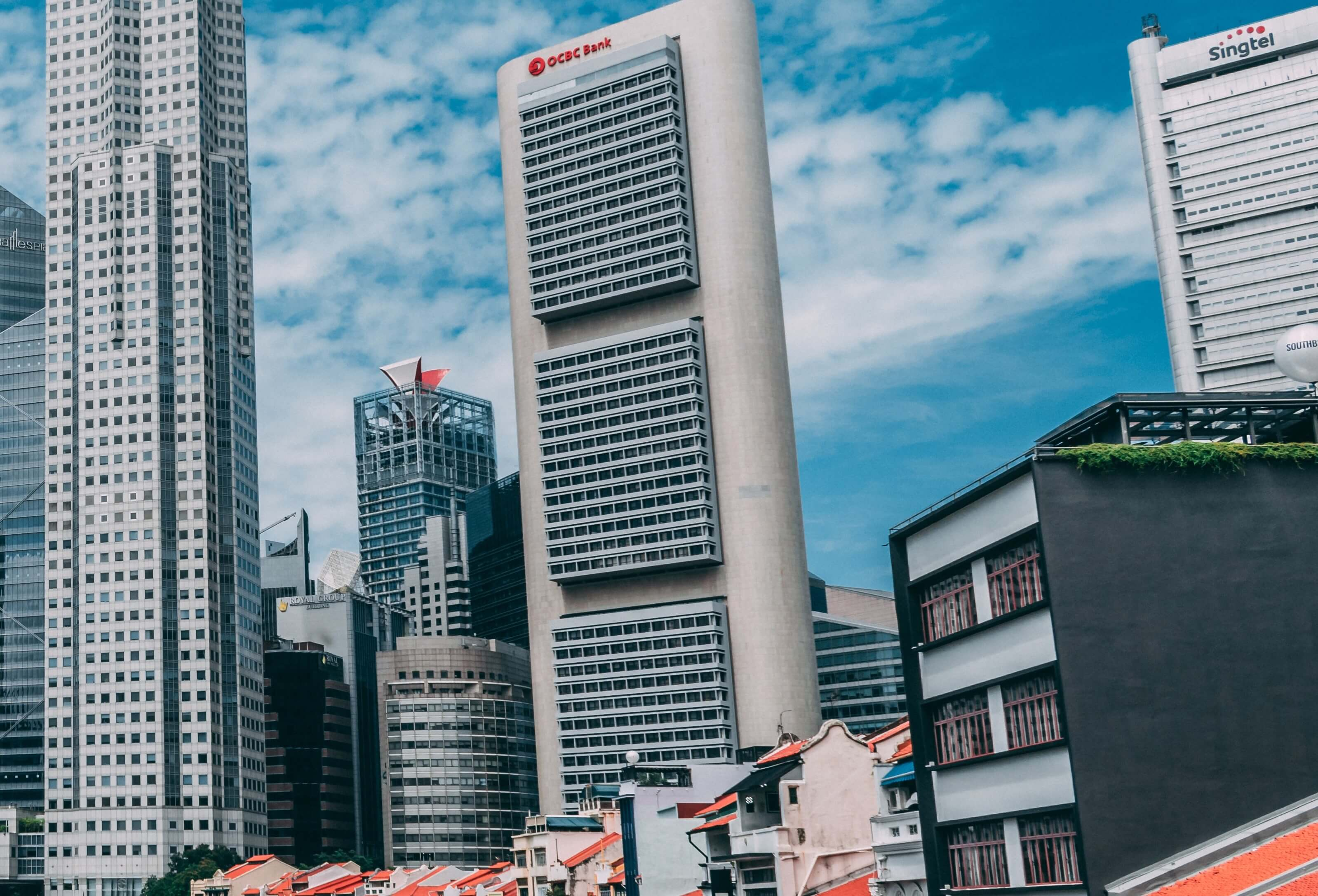 Pay falls and headcount flatlines as OCBC clamps down on costs